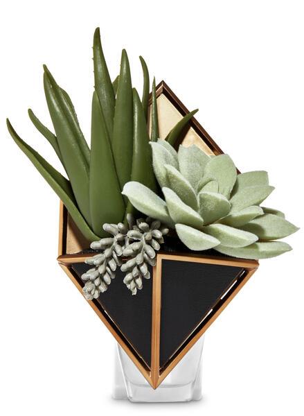 Geometric Planter Wallflowers Fragrance Plug