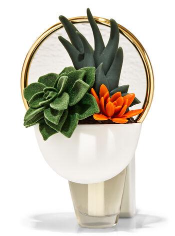 Succulent Planter Nightlight Wallflowers Fragrance Plug