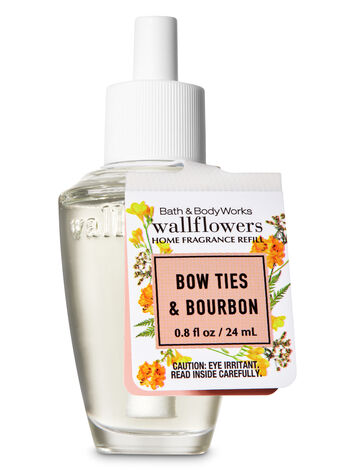 Bow Ties & Bourbon Wallflowers Fragrance Refill - Bath And Body Works
