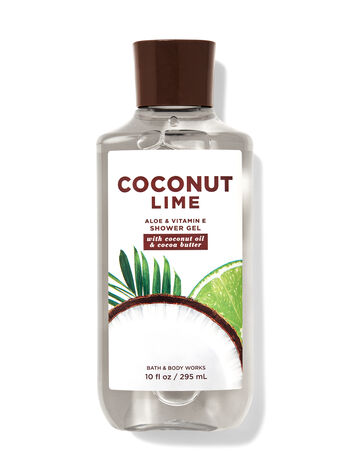 Coconut Lime Shower Gel