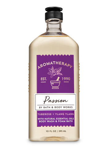 Aromatherapy Tuberose Ylang Ylang Body Wash & Foam Bath - Bath And Body Works