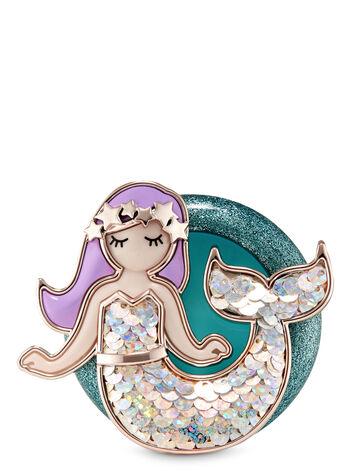 Mermaid Visor Clip Car Fragrance Holder