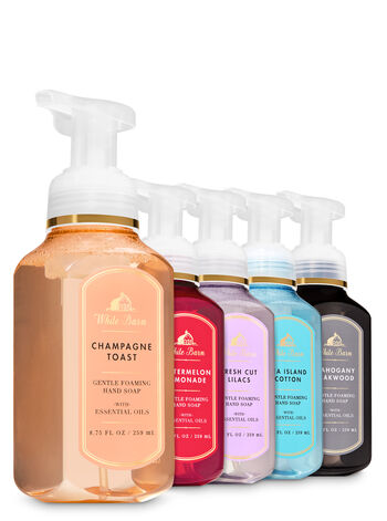 Happy & Bright Gentle Foaming Hand Soap, 5-Pack - Bath And Body Works