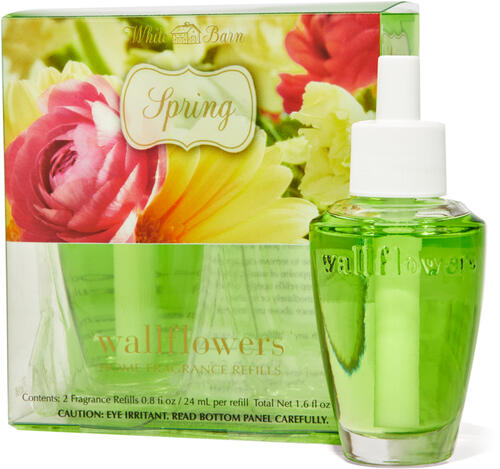 Spring Wallflowers Refills 2-Pack