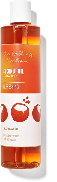 Coconut Oil Silky Shave Oil
