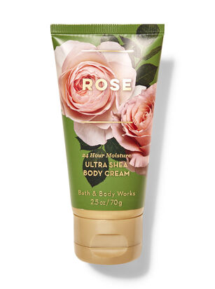 Rose Travel Size Body Cream
