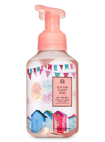 Cotton Candy Skies Gentle Foaming Hand Soap - Bath And Body Works