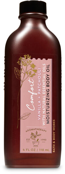 Massage Oils & Scented Body Oil | Bath & Body Works