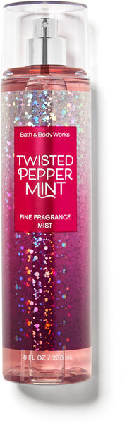 Twisted Peppermint Fine Fragrance Mist