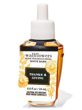 Thanks & Giving Wallflowers Fragrance Refill