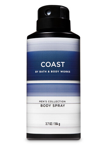 Coast Deodorizing Body Spray - Bath And Body Works