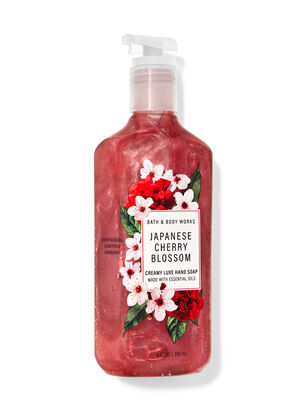 Japanese Cherry Blossom Creamy Luxe Hand Soap
