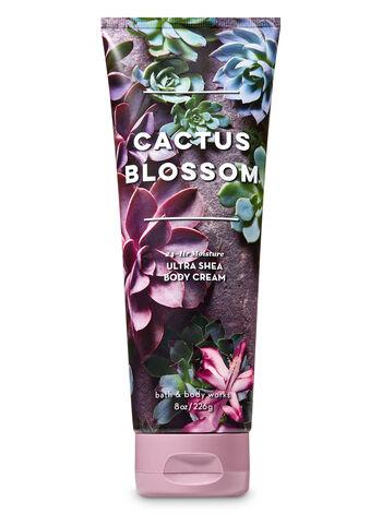 Cactus Blossom Ultra Shea Body Cream