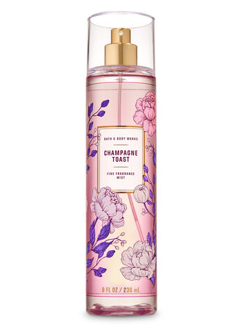 Champagne Toast Fine Fragrance Mist - Bath And Body Works