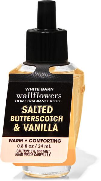 Salted Butterscotch & Vanilla Wallflowers Fragrance Refill