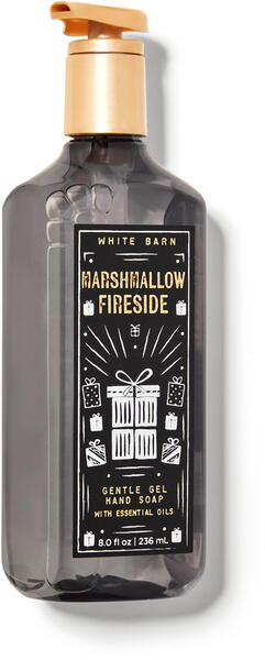 Marshmallow Fireside Gentle Gel Hand Soap