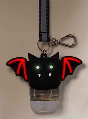 Bat Lanyard Light-Up PocketBac Holder