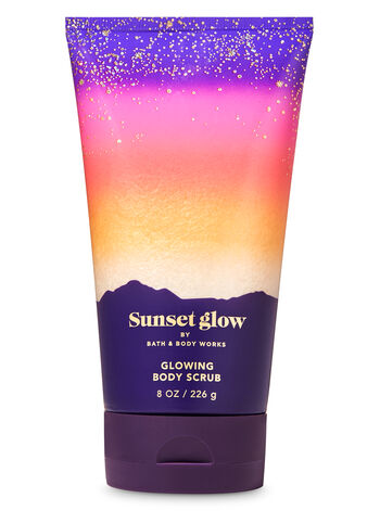 Sunset Glow Glowing Body Scrub