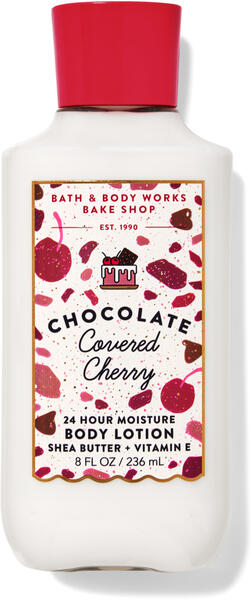 Chocolate Covered Cherry Super Smooth Body Lotion