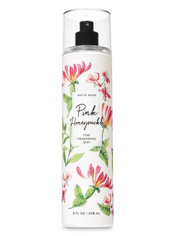 Pink Honeysuckle Fine Fragrance Mist - Bath And Body Works