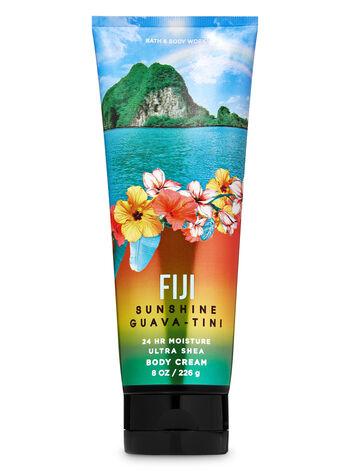 Fiji Sunshine Guava-Tini Ultra Shea Body Cream - Bath And Body Works