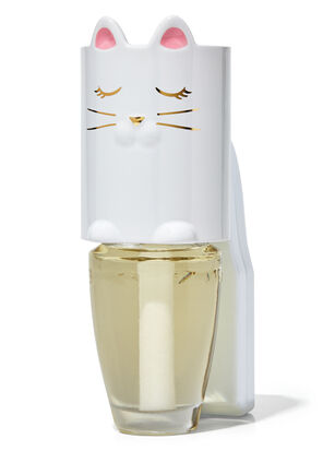 White Cat Wallflowers Fragrance Plug