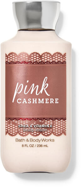 Pink Cashmere Body Lotion