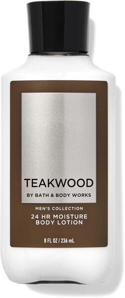 Teakwood Body Lotion