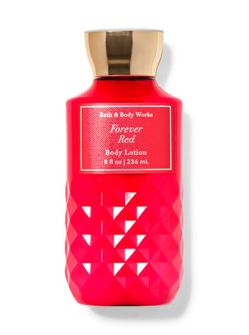 Forever Red Super Smooth Body Lotion
