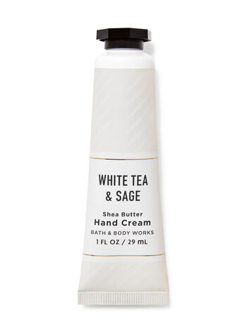 White Tea & Sage Hand Cream