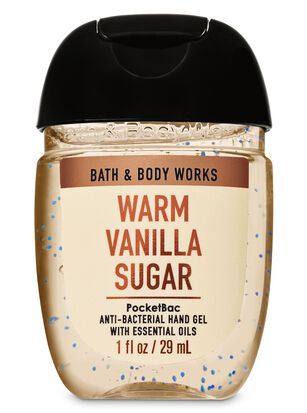 Warm Vanilla Sugar PocketBac Hand Sanitizer