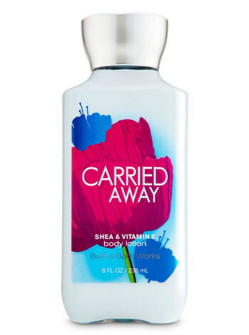 Signature Collection Carried Away Body Lotion - Bath And Body Works