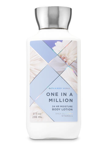 Signature Collection One in a Million Super Smooth Body Lotion - Bath And Body Works
