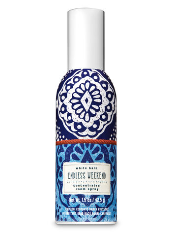 Endless Weekend Concentrated Room Spray - Bath And Body Works