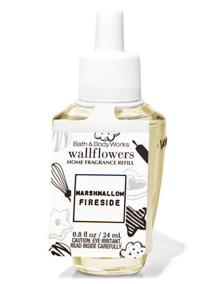 Marshmallow Fireside Wallflowers Fragrance Refill