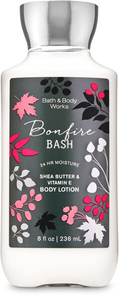 Bonfire Bash Super Smooth Body Lotion