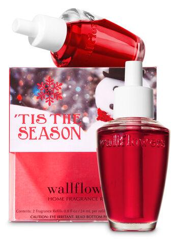Tis the Season Wallflowers Refills, 2-Pack - Bath And Body Works