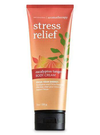 Aromatherapy Eucalyptus Tangerine Body Cream - Bath And Body Works