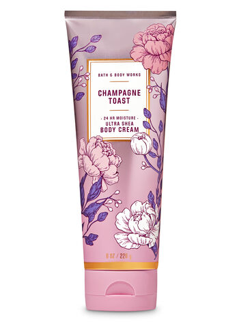 Champagne Toast Ultra Shea Body Cream - Bath And Body Works