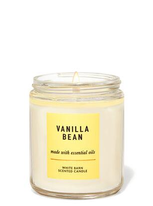 Vanilla Bean Single Wick Candle