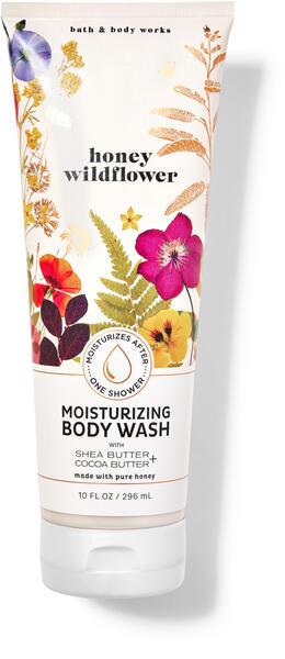 Honey Wildflower Moisturizing Body Wash