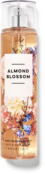 Almond Blossom Fine Fragrance Mist