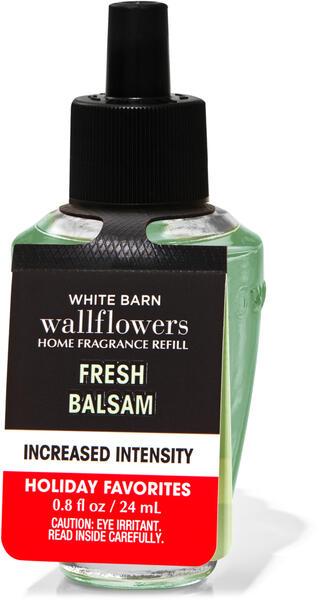 Fresh Balsam Increased Intensity Wallflowers Fragrance Refill