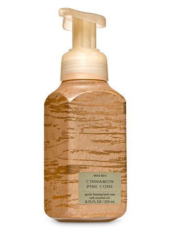 Cinnamon Pine Cone Gentle Foaming Hand Soap - Bath And Body Works