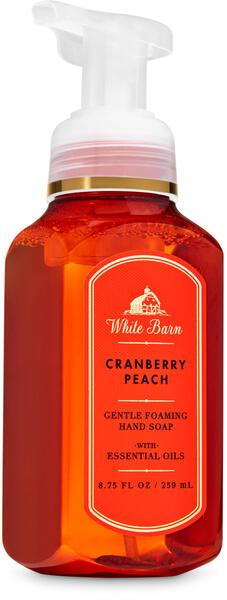 Cranberry Peach Gentle Foaming Hand Soap