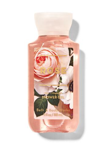 Rose Travel Size Shower Gel