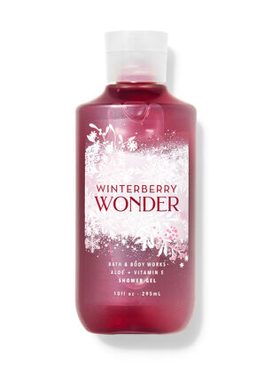 Winterberry Wonder Shower Gel