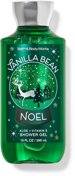 Vanilla Bean Noel Shower Gel