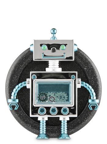 Robot Light-Up Visor Clip Car Fragrance Holder
