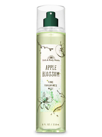 Signature Collection Apple Blossom Fine Fragrance Mist - Bath And Body Works